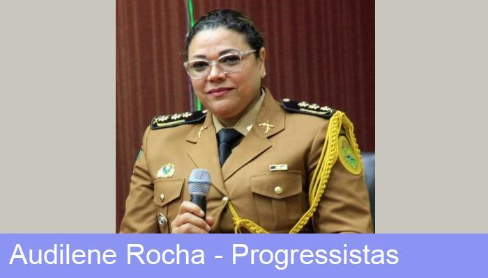 Entrevista com Coronel Audilene Rocha, candidata à prefeitura de Maringá pelo Progressistas