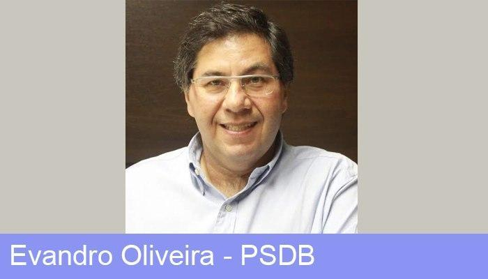 Entrevista com Evandro Oliveira, candidato à prefeitura de Maringá pelo PSDB