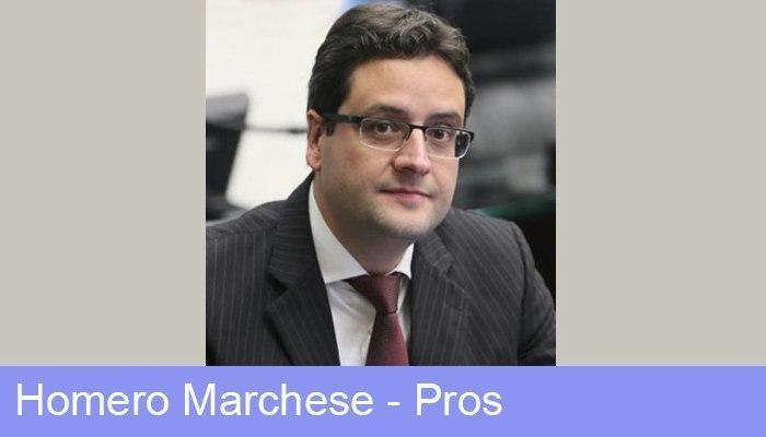 Entrevista com Homero Marchese, candidato à prefeitura de Maringá pelo PROS