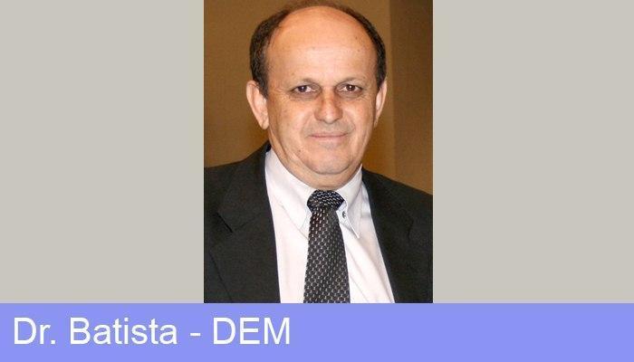 Entrevista com Dr. Batista, candidato à prefeitura de Maringá pelo Democrata
